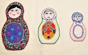 Sew simple - set of 3 russian dolls LANDSCAPE_310_20130221